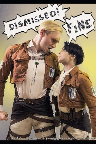 attack on titan cosplay erwin03