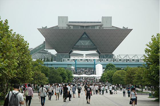 comiket88_cosplay_w700 Comiket 88 (Comic Market 88 summer 2015) Photo Report & Cosplay