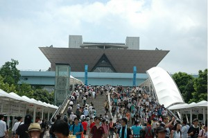 Comiket Has to Be Moved!!! [Japanese News]