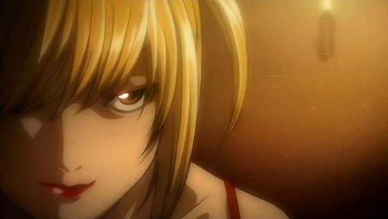 death-note-misa-amane-yandere-560x316 Moments in Anime: Misa Amane Finally Encounters Light Yagami