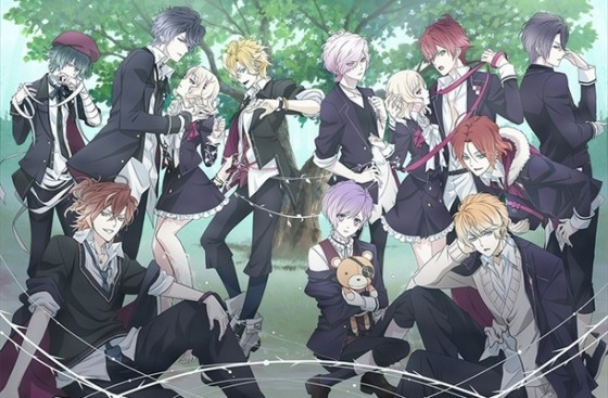 diabolik-lovers-560x367 Diabolik Lovers MORE,BLOOD to Air From Sept. 23!
