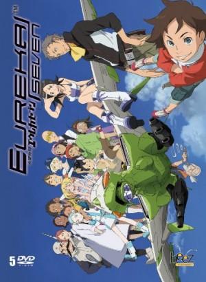 eureka seven dvd