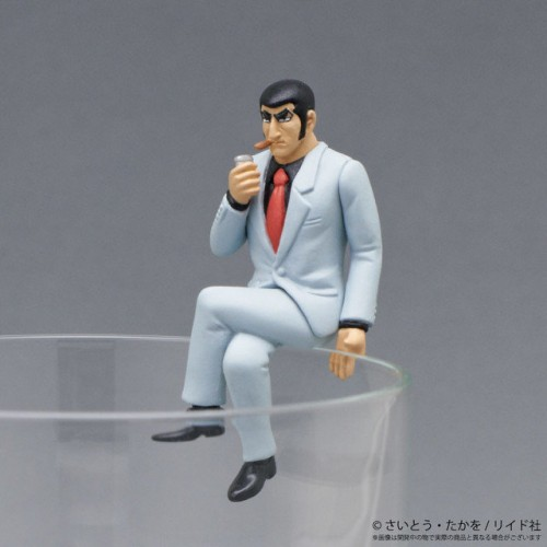 10db85d6 Golgo 13 Sniping from the Edge of Glass!?
