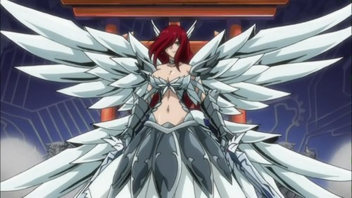 fairy tail erza capture