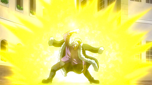fairy tail laxus dreyar capture