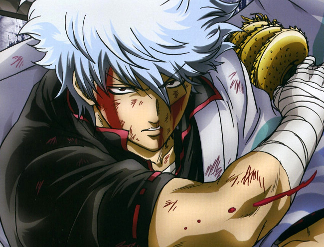 gintoki sakata gintama wallpaper