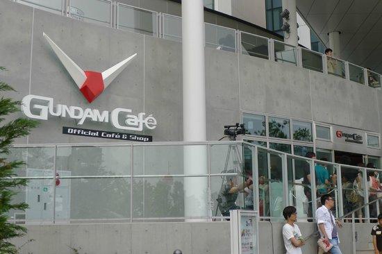 gundam front tokyo photo2