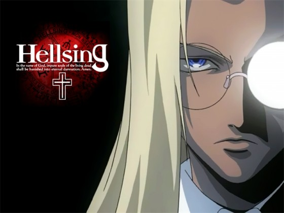 hellsing integra hellsing wallpaper