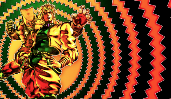 jojo brizard adventure dio wallpaper