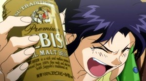 Top 10 Anime Characters Who Always Have a Drink in Their Hand