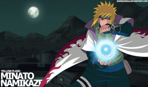 [Honey's Crush Wednesday] Top 5 Minato Namikaze Highlights from Naruto Shippuden