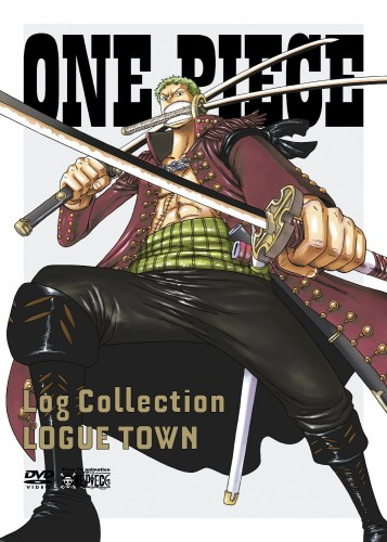 one piece log collection dvd zoro