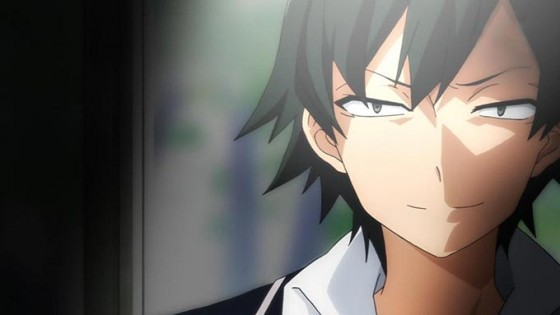 oregairu hikigaya hachiman capture