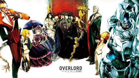Momonga-Overlord-wallpaper-ED Top 5 Male Characters of Anime Summer 2015
