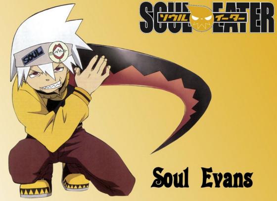 soul eater soul evans wallpaper