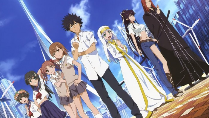 A-Certain-Magical-Index-dvd-300x417 6 Anime Like To Aru Majutsu no Index (A Certain Magical Index) [Recommendations]
