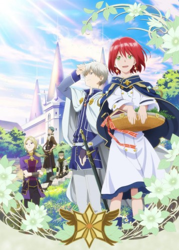 Akagami-no-Shirayukihime-357x500 Snow White with the Red Hair - Second Season Announced!
