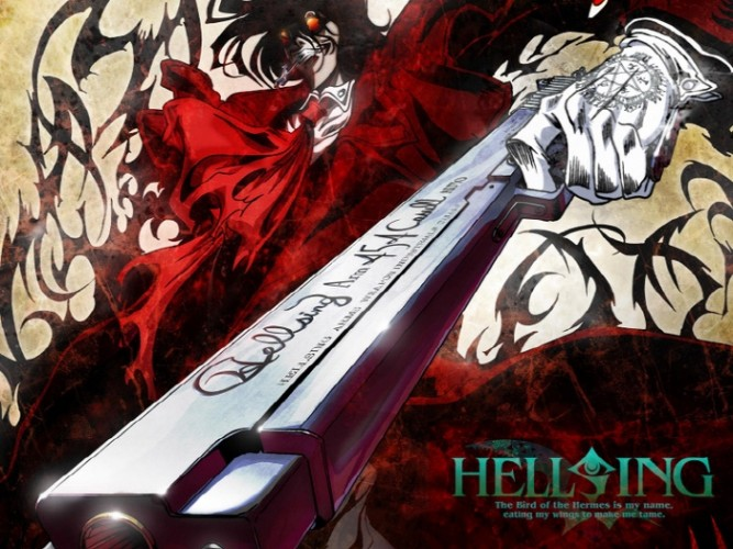 Alucard Hellsing Ultimate wallpaper