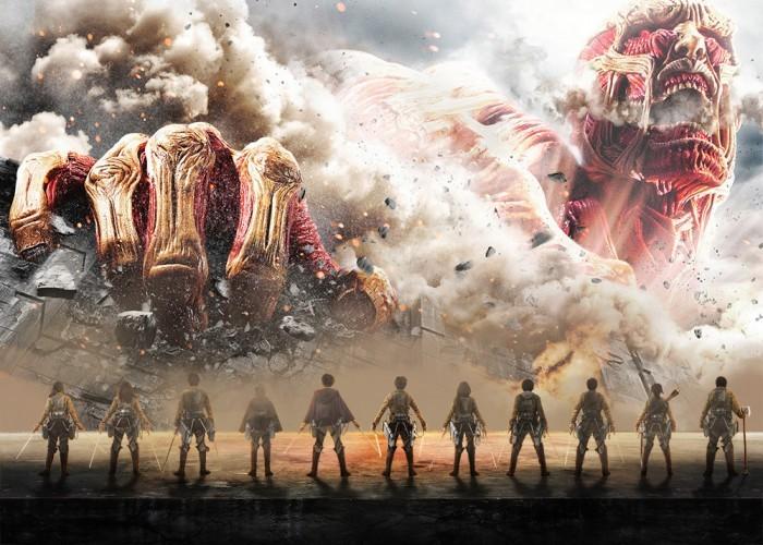 Attack on Titan Pt 2 Movie Final wallpaper 2