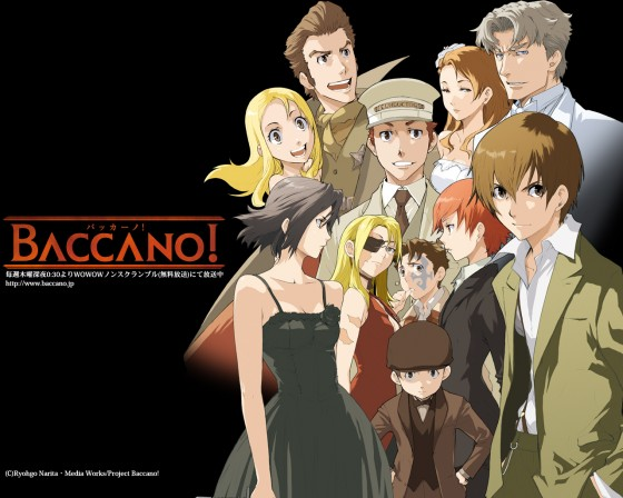 Baccano wallpaper 2