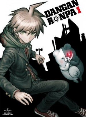 Danganronpa dvd