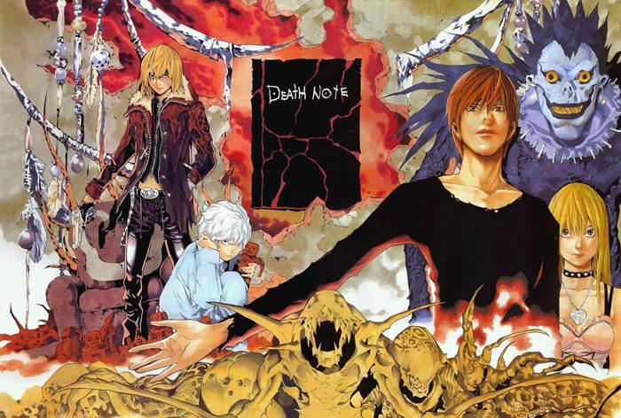 Death-Note-Wallpaper-20160710225719-700x472 Top 10 Shounen Mangaka [Best Recommendations]