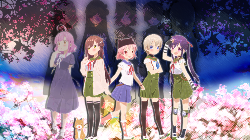 gakkou-gurashi-wallpaper1-700x494 Gakkou Gurashi! Review - Living Your Worst Nightmare