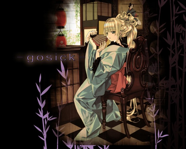 Gosick wallpaper 3