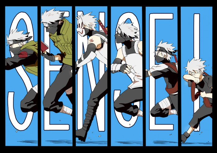 Kakashi-Hatake-Fan-Art-700x495 Top 10 Anime Characters You Want to Have as Your Sensei (Teacher)