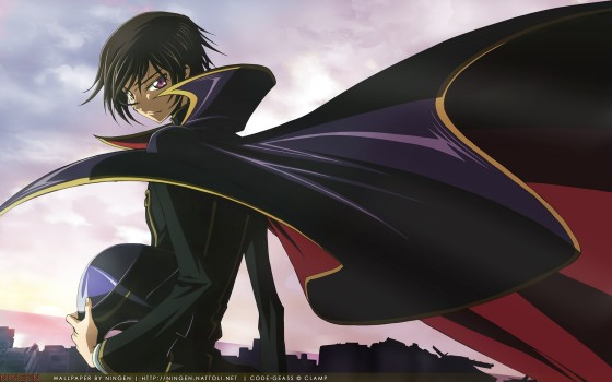 Lelouch Lamperouge Code Geas