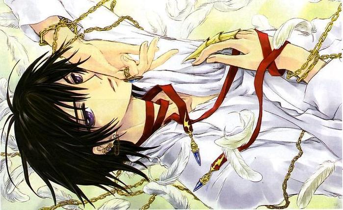 Lelouch-Lamperouge-Code-Geass-Wallapaper Top 10 Best Dressed Male Characters in Anime