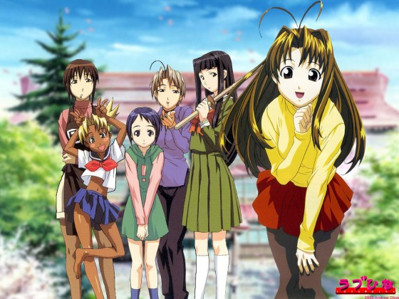 Love Hina wallpaper