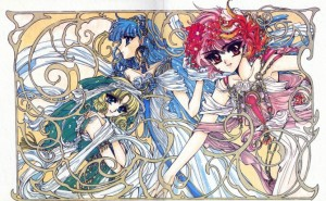 [Throwback Thursdays] Magic Knight Rayearth Review - A Classic Deconstructed Magical Girl Anime