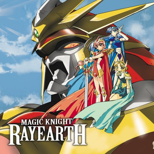 Magic Knight Rayearth wallpaper 3