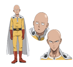 One-Punch-Man-3-383x500 One Punch Man - New Promotional Video, Release Date, Characters and Cast Revealed!