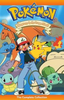 Pokemon Adventures in the Orange Island DVD