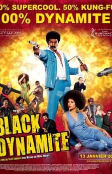 Spawn and Black Dynamite dvd