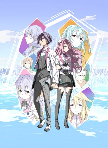 The-Asterisk-War-3-366x500 The Asterisk War - New Promotional Video