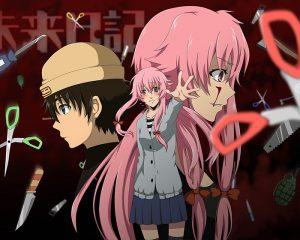 Los 10 mejores personajes Yandere del anime