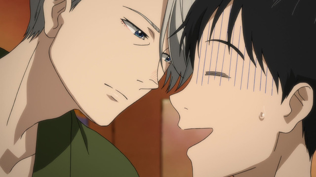 Yuri-on-Ice-crunchyroll Top 10 Anime Rivalries [Updated]