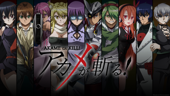 akame ga kill wallpaper