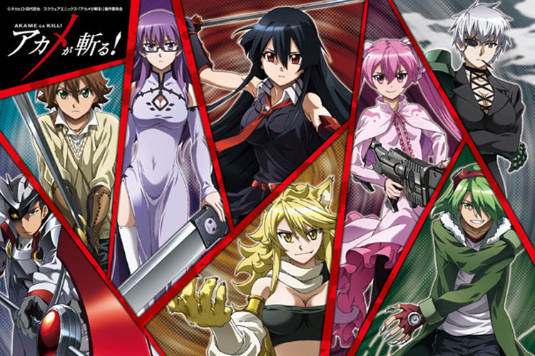 Akame Ga Kill Akame-ga-kill-wallpaper
