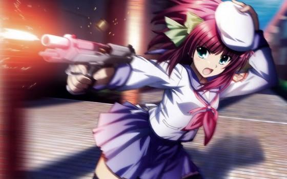 angel beat yuri nakamura capture