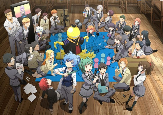 assassination classroom season 2 big