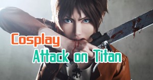 Attack on Titan Cosplay [50+Pics] - Cool Levi, Eren, Armin & Erwin