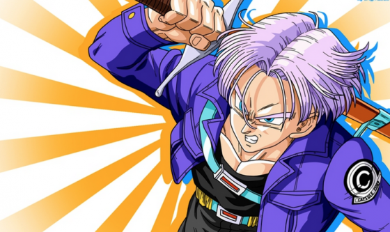 dragonball z trunks wallpaper
