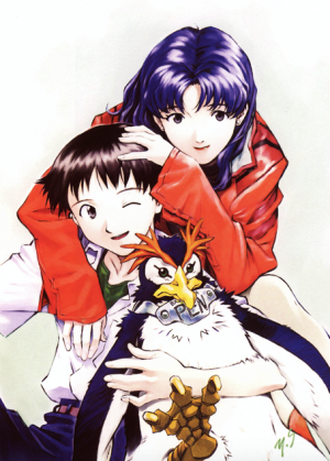 [Honey's Crush Wednesday] Top 5 Misato Katsuragi Highlights - Neon Genesis Evangelion