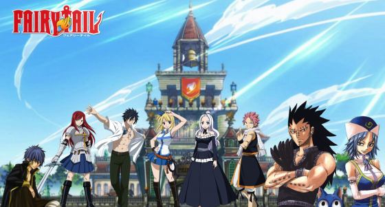 fairytail wallpaper