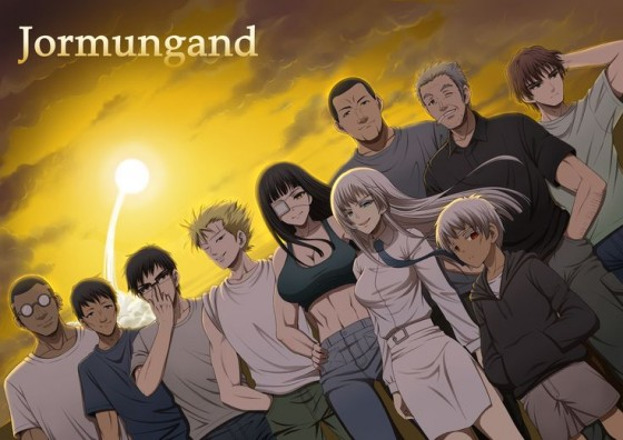 jormungand wallpaper