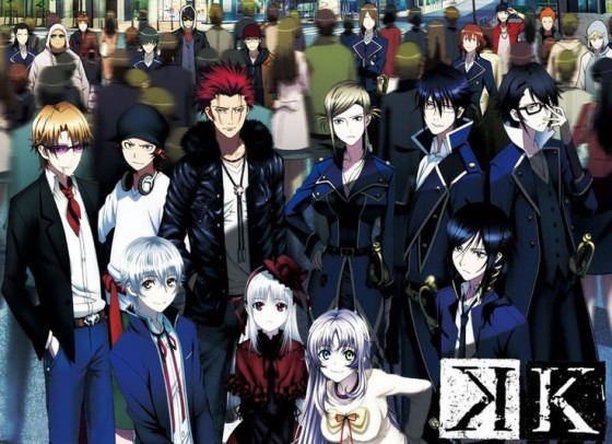 k-project-wallpaper-560x406 K Seven Stories Anime Announced!